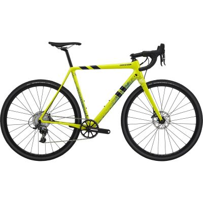 Vélo de Cyclocross Cannondale SuperX Sram Force 1 Jaune Nuclear 2020