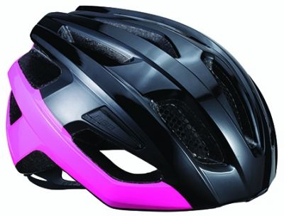 Casque BBB Kite Noir brillant/Rose - BHE-29