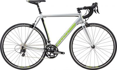 Vélo Cannondale CAAD Optimo 105 Replica Argent/Vert