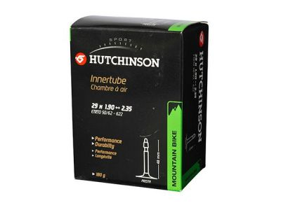 Chambre à air Hutchinson Standard 29 x 1.90/2.35 Presta 48 mm