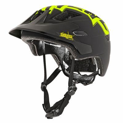 Casque VTT O'Neal Rooky enfant Helmet Stixx Neon Jaune
