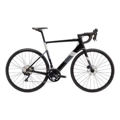 Vélo route électrique Cannondale SuperSix EVO Neo 3 Noir 2020