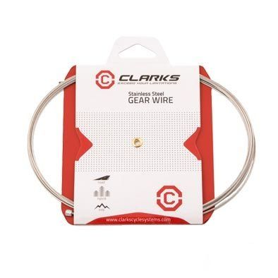 Câble de dérailleur Galvanisé Clarks 2.30 m (unité)