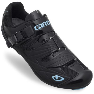 Chaussures femme Giro Solara Noir/Bleu