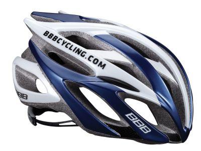 Casque BBB Falcon Team (bleu/blanc) - BHE-01