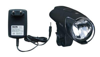 Éclairage AV B&M Ixon IQ Premium LED 80 lux Noir