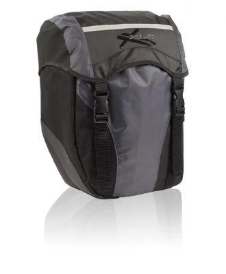 Sacoches latérales XLC BA-S40 2x15 L Noir / Anthracite