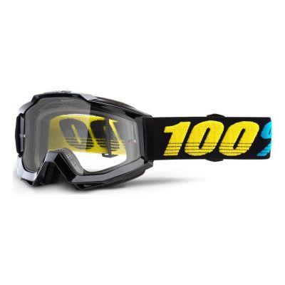 Masque 100% Accuri Enfant Virgo/Clear