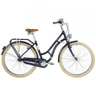 Vélo urbain Bergamont Summerville N8 FH Bleu