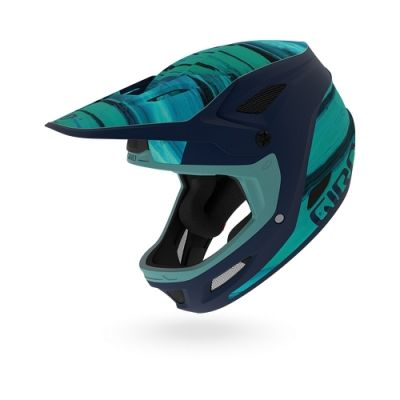 Casque Giro Disciple MIPS Bleu Midnight Mat