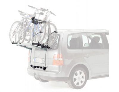 Porte-vélos sur hayon vans et monospaces Thule BackPac 973 Argent