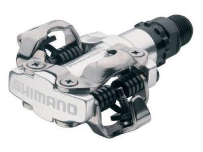 Pédales Shimano SPD PD-M520 Argent