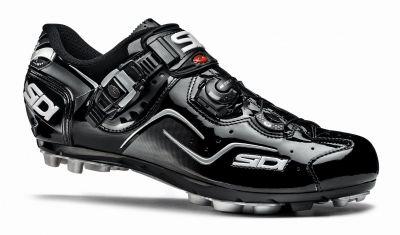 Chaussures Sidi MTB CAPE Noir verni