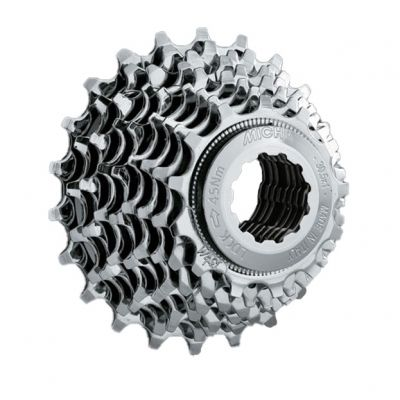 Cassette Miche Primato 8V 13-28 dents compatible Miche/Campagnolo