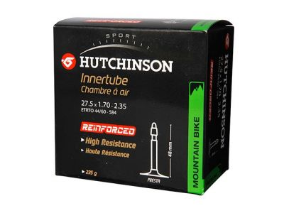 Chambre à air Hutchinson renforcée 27.5 x 1.70/2.35 Presta 48 mm