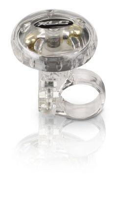 Sonnette XLC DD-M12 36 mm Argent transparent