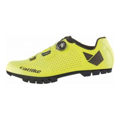 Chaussures VTT Catlike Whisper Oval Jaune