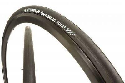 Pneu Michelin Dynamic Sport 700 x 28C TR Noir