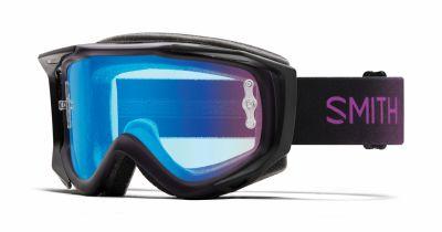Masque Smith Optics Fuel V.2 SW-X M Violet Burst Clear