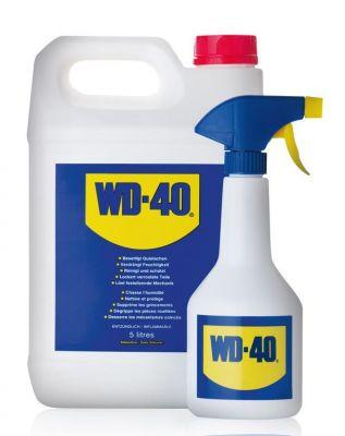 Lubrifiant WD-40 Bidon atelier 5 L + Spray