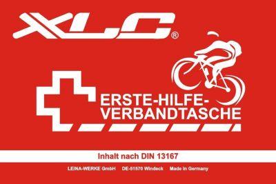 Trousse de secours XLC FA-A01 Rouge