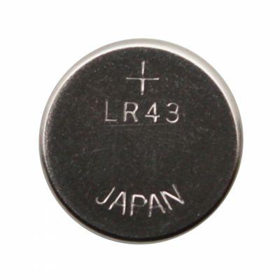 Pile bouton LR43 1.5V Alcaline