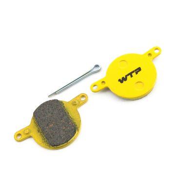 Plaquettes de frein vélo WTP compatibles Magura Julie Organiques