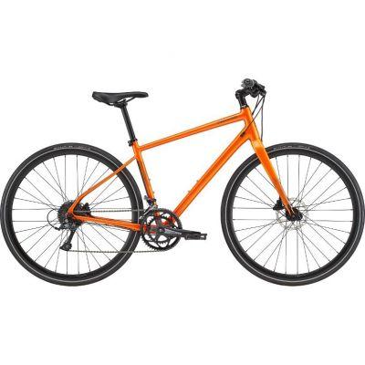 Vélo fitness Cannondale Quick Disc 2 Orange 2020
