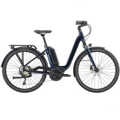 Vélo électrique Cannondale Mavaro Neo City 1 Bleu Midnight 2020