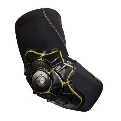 Coudières G-Form Pro-X Noir/Jaune