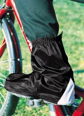 Couvre-chaussures Hock Gamas mi-hautes Noir/Réfléchissant