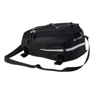 Sacoche porte-bagages Vaude Silkroad 7 L M Noir