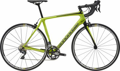 Vélo route Cannondale Synapse Carbon Ultegra Vert/Noir