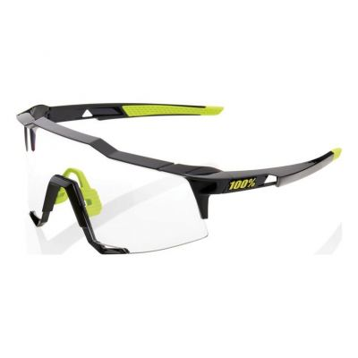 Lunettes 100% Speedcraft Black/Photochromic