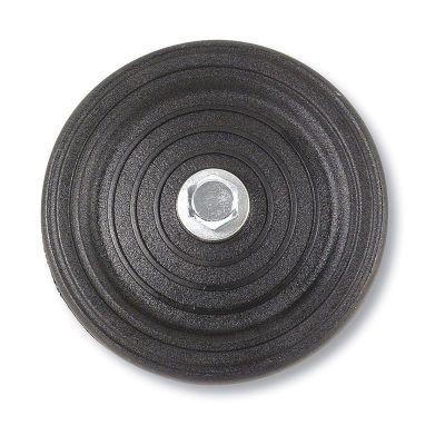 Roue stabilisateur enfant nylon Noir