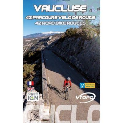VTOPO guide Cyclo Vaucluse - 2e édition