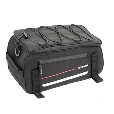 Sacoche porte-bagages Zéfal Z Traveler 40 9 L Noir