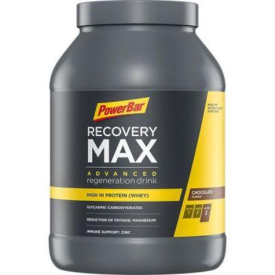 Boisson de récupération Powerbar Recovery Max 1,114 kg Chocolat