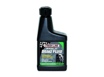 Liquide de frein Finish Line Brake Fluid Synthetic DOT - 4oz (120ml)