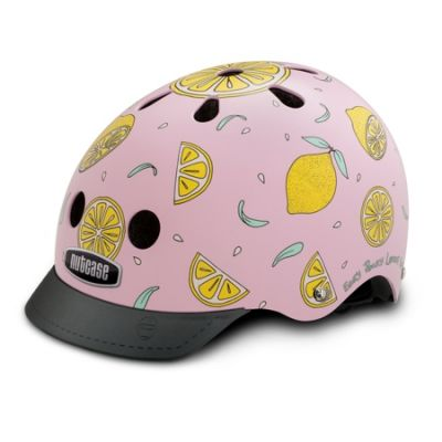 Casque Nutcase Street Pink Lemonade