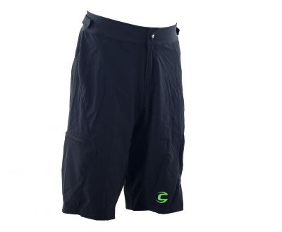 Short Cannondale Trail Over Shorts Noir
