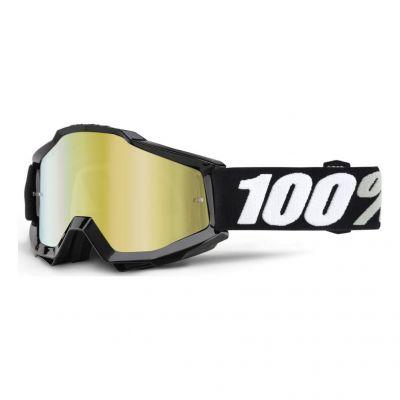 Masque 100% Accuri Tornado/Gold