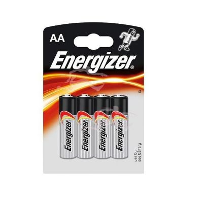 Pile Energizer Lr6 Alcaline Aa