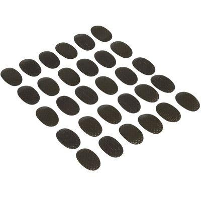 Protection adhésive de cadre Endzone S2 20x30 mm (30 pièces) Carbone