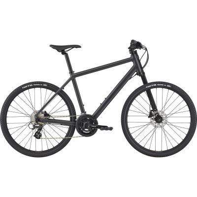 Vélo Urbain Cannondale Bad Boy 3 Noir 2021