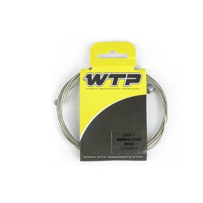 Câble de dérailleur WTP acier inoxydable 1.2 x 2000 mm
