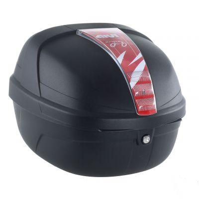 Top case vélo GIVI 25L Noir