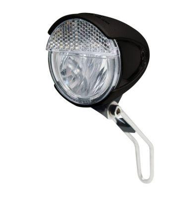 Éclairage Trelock Bike-i retro LS 583 LED 15 Lux Dynamo Noir