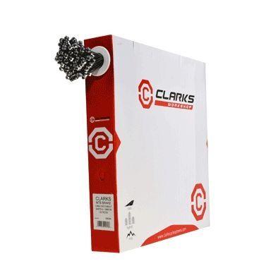 Câbles de frein VTT Inox Clarks 2.00m (boîte de 100)