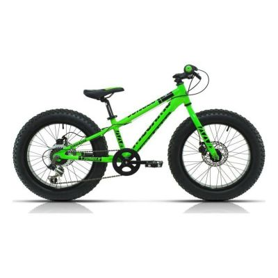 Vélo Enfant Fat Bike Megamo Jungle Vert 2020